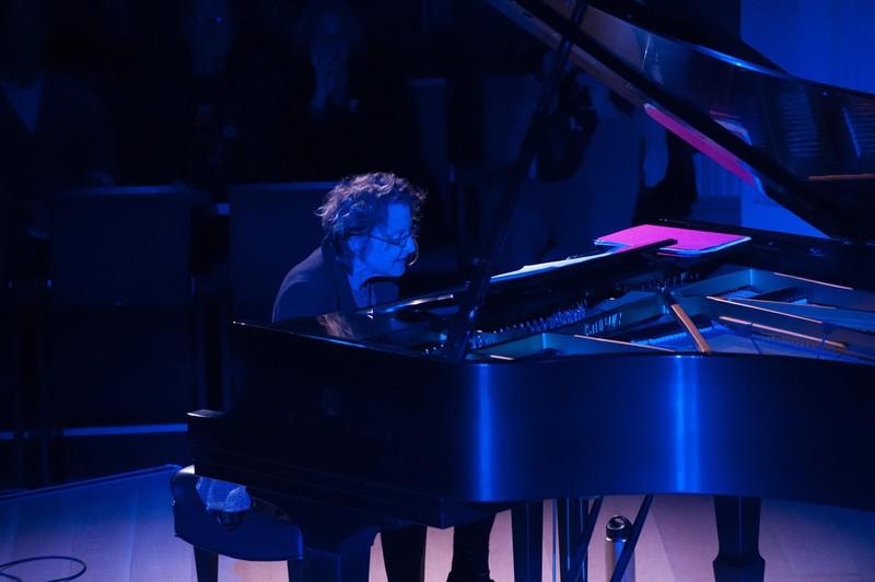 Bậc thầy dương cầm Myra Melford lần đầu đến Việt Nam  - ảnh 2