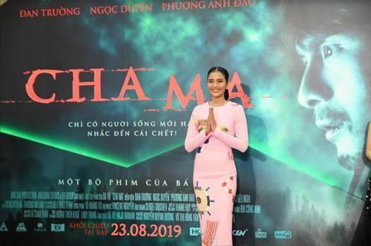 Ca sĩ Đan Trường ma mị với bài ca trong phim 'Cha ma' - ảnh 6