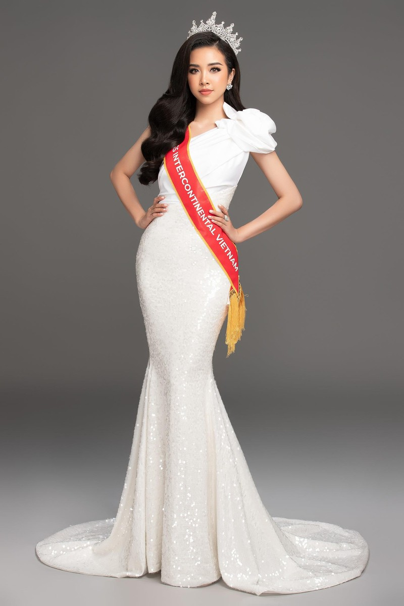 Á hậu Thúy An đại diện Việt Nam thi Miss Intercontinental  - ảnh 2