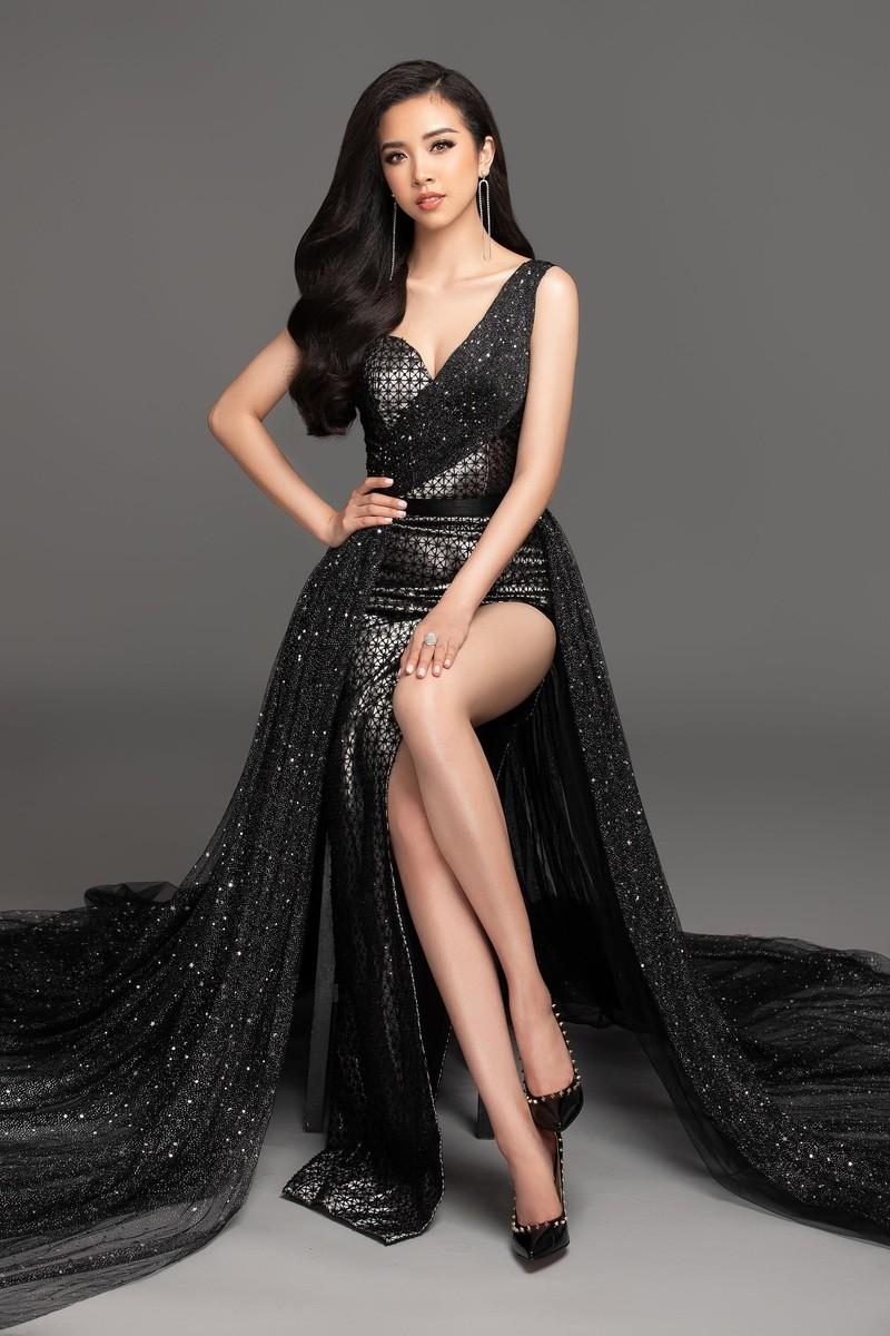 Á hậu Thúy An đại diện Việt Nam thi Miss Intercontinental  - ảnh 1