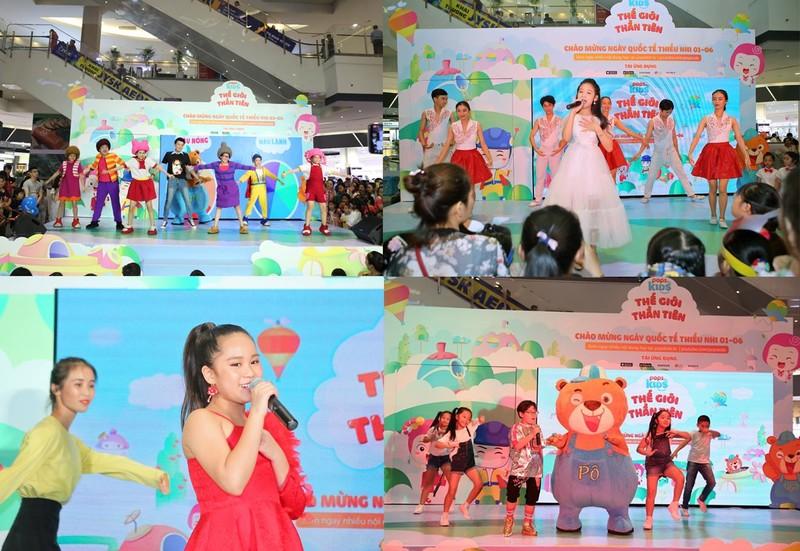 POPS Kids tổ chức chương trình cho bé mùa Trung thu - ảnh 3