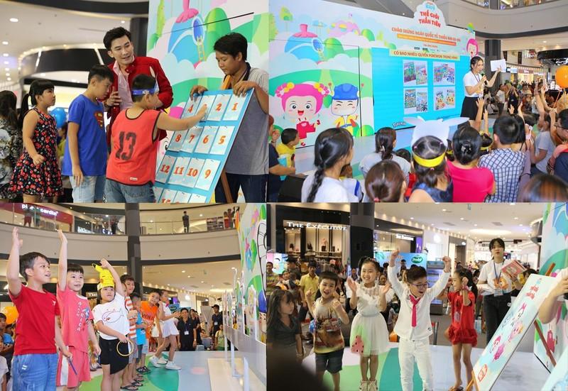 POPS Kids tổ chức chương trình cho bé mùa Trung thu - ảnh 4