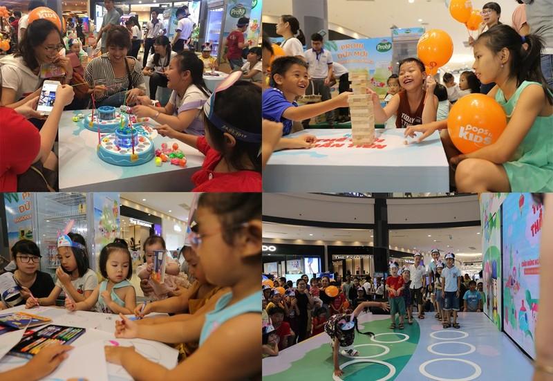 POPS Kids tổ chức chương trình cho bé mùa Trung thu - ảnh 5