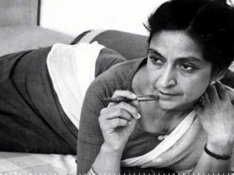 Amrita Pritam là ai mà Google Doodle vinh danh? - ảnh 2