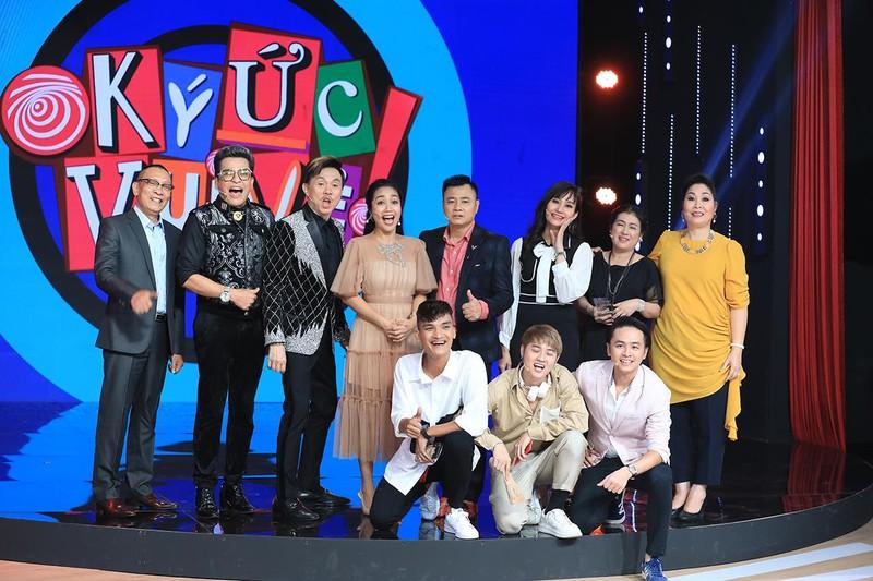 Bảo Thy Vương Khang bất ngờ tái hợp tại 'Ký ức vui vẻ' - ảnh 2