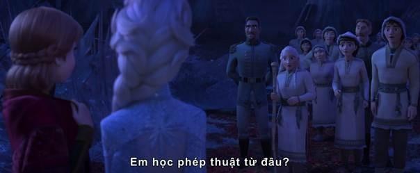 Trailer 'Frozen 2' hé lộ quá khứ của nữ hoàng băng giá - ảnh 7