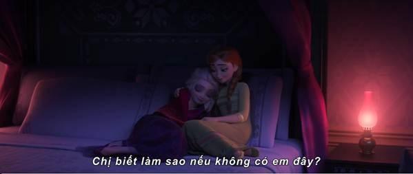 Trailer 'Frozen 2' hé lộ quá khứ của nữ hoàng băng giá - ảnh 4