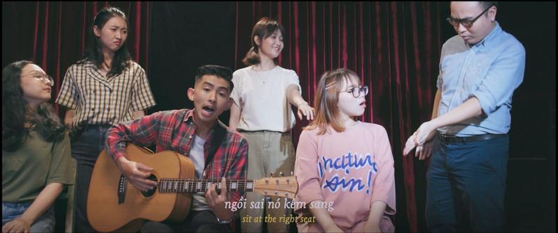 Clip nhắc nhở bạn trẻ văn hóa khi vào rạp xem phim  - ảnh 1