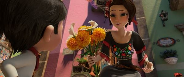 'Salma và Điều ước nhiệm màu' từ ý tưởng lên màn ảnh - ảnh 1