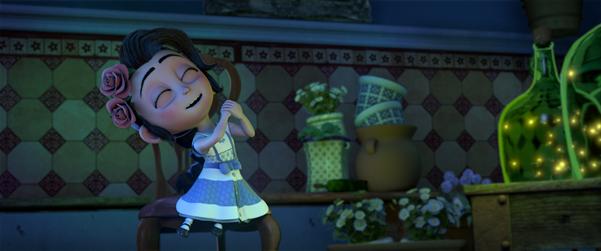 'Salma và Điều ước nhiệm màu' từ ý tưởng lên màn ảnh - ảnh 3