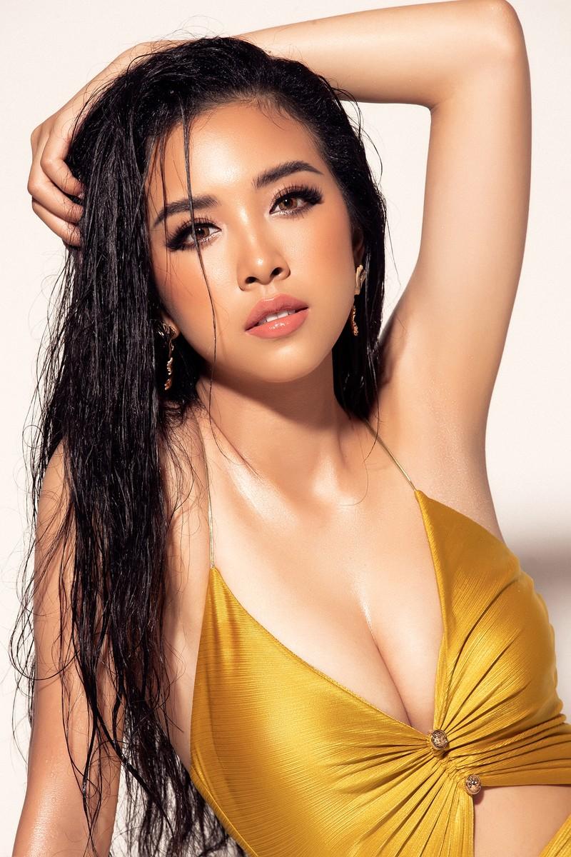 Á hậu Thúy An lột xác, sexy khó cưỡng trong bộ ảnh bikini mới  - ảnh 2