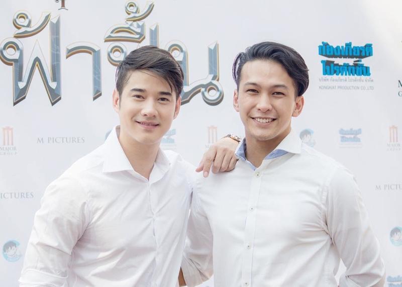 2 nam thần Thái Lan đổ bộ phòng vé Việt cuối tuần - ảnh 2