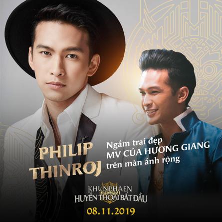 2 nam thần Thái Lan đổ bộ phòng vé Việt cuối tuần - ảnh 4