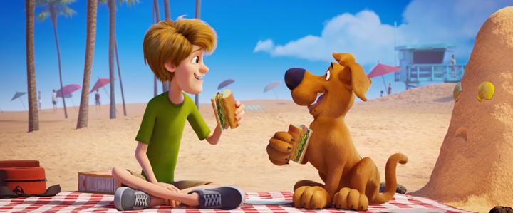 Một vé về tuổi thơ với Scooby-Doo trong trailer đầu tiên - ảnh 2