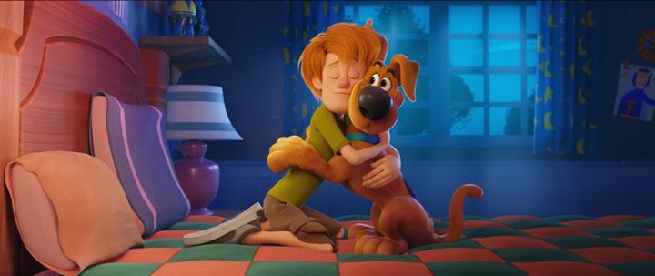 Một vé về tuổi thơ với Scooby-Doo trong trailer đầu tiên - ảnh 3
