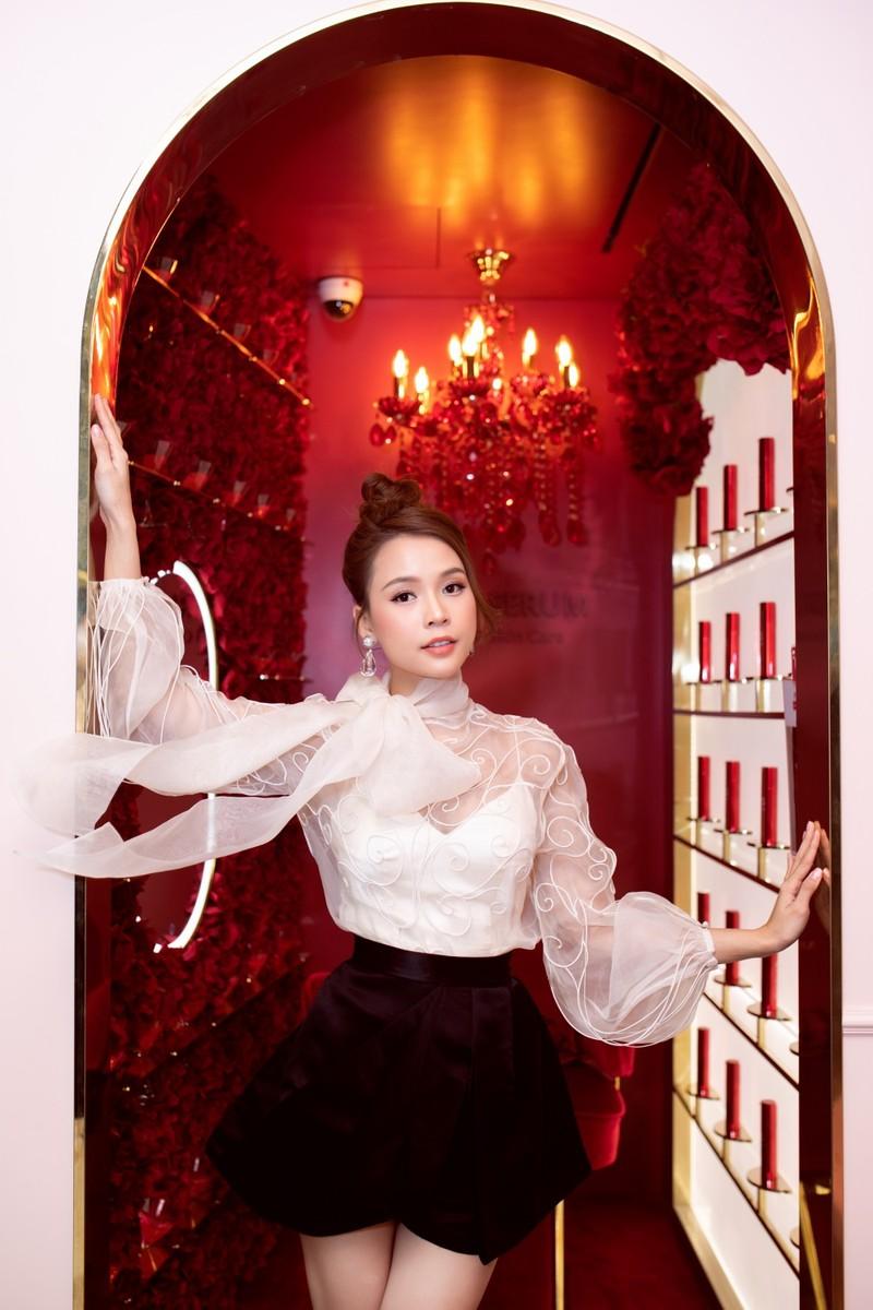 Sam bất ngờ hội ngộ mỹ nhân Oh Yeon Seo ở Hàn Quốc - ảnh 4
