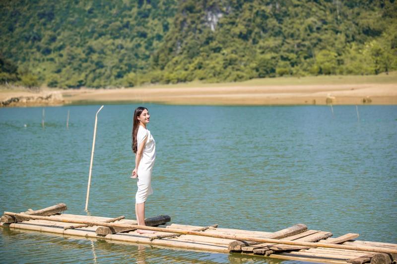 Miss World tung clip giới thiệu của hoa hậu Lương Thùy Linh  - ảnh 1
