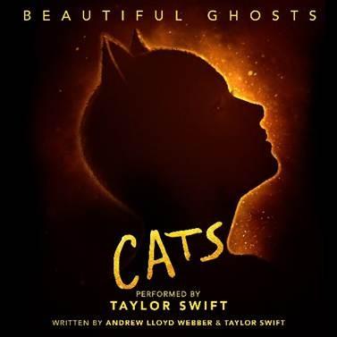 Taylor Swift bắt tay nhà soạn nhạc sáng tác nhạc phim Cats - ảnh 1