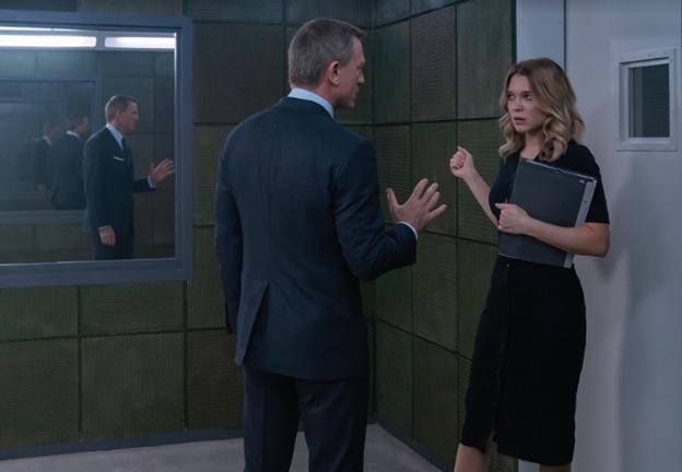 Daniel Craig tái xuất ngoạn mục trong trailer của bom tấn 007 - ảnh 2