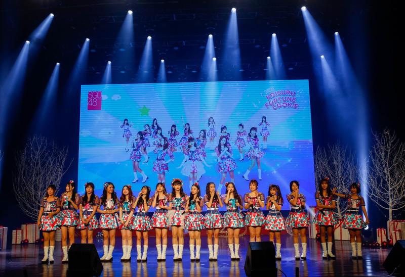 Đêm tiệc Giáng sinh đáng nhớ của nhóm nhạc nhà giàu SGO48 - ảnh 5