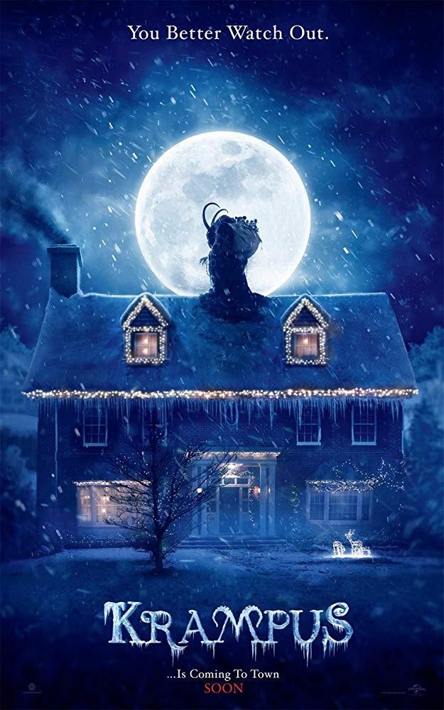 Điểm mặt những bộ phim kinh dị trong đêm Giáng sinh  - ảnh 5