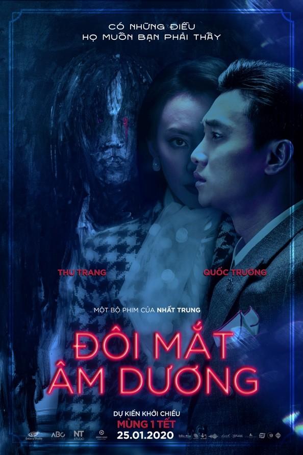 Thu Trang bất ngờ công bố phim kinh dị tết  - ảnh 1