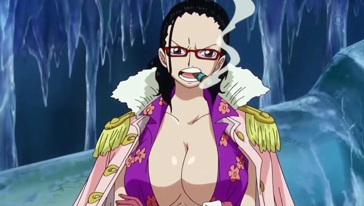 Những kiều nữ sẽ góp mặt trong One Piece Stampede - ảnh 6