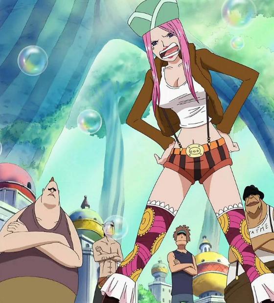 Những kiều nữ sẽ góp mặt trong One Piece Stampede - ảnh 7