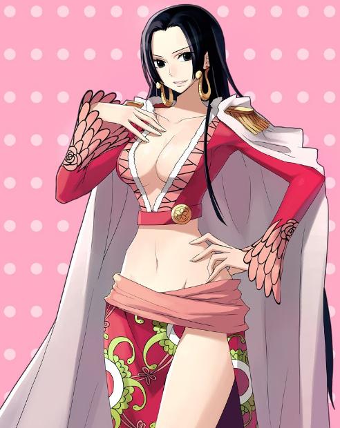 Những kiều nữ sẽ góp mặt trong One Piece Stampede - ảnh 8