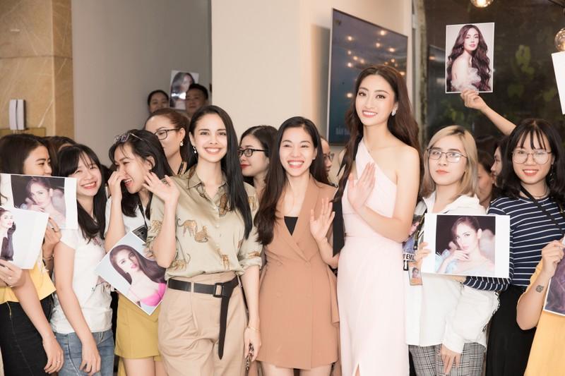 Tiết lộ lí do Hoa hậu Megan Young đến Việt Nam - ảnh 6