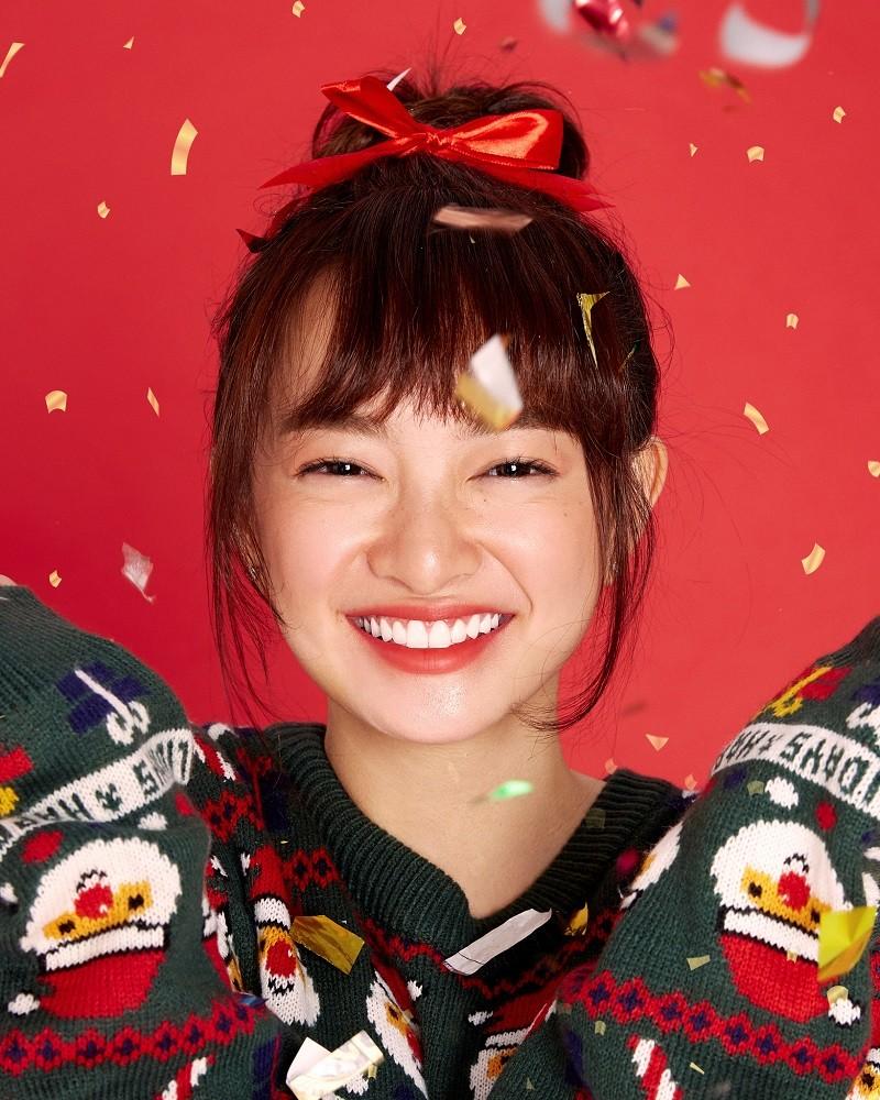 Kaity Nguyễn cùng hội chị em tụ họp dịp cuối năm đón Noel - ảnh 2