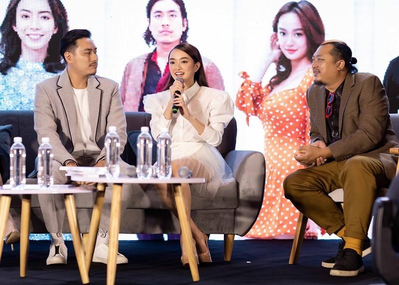 Kaity Nguyễn trở lại địa hạt điện ảnh qua dự án siêu khủng - ảnh 4