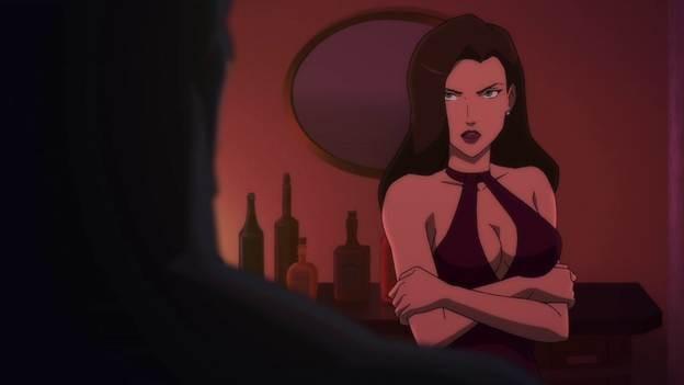 Điểm mặt những gái hư nóng bỏng nhất trong siêu anh hùng DC - ảnh 4