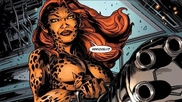 Điểm mặt những gái hư nóng bỏng nhất trong siêu anh hùng DC - ảnh 5
