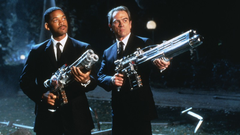 Những loạt bom tấn để đời sau 30 năm diễn xuất của Will Smith - ảnh 5