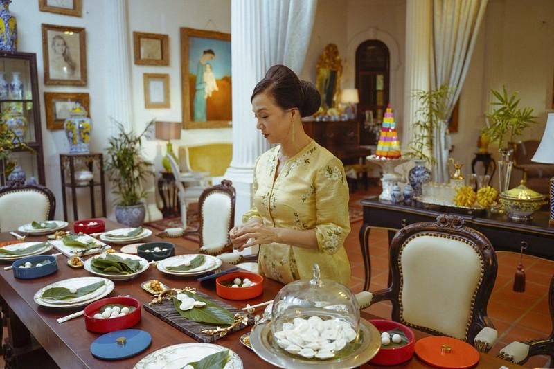 NSND Lê Khanh tìm đến tận tư gia nhân vật hình mẫu để học vẽ - ảnh 1