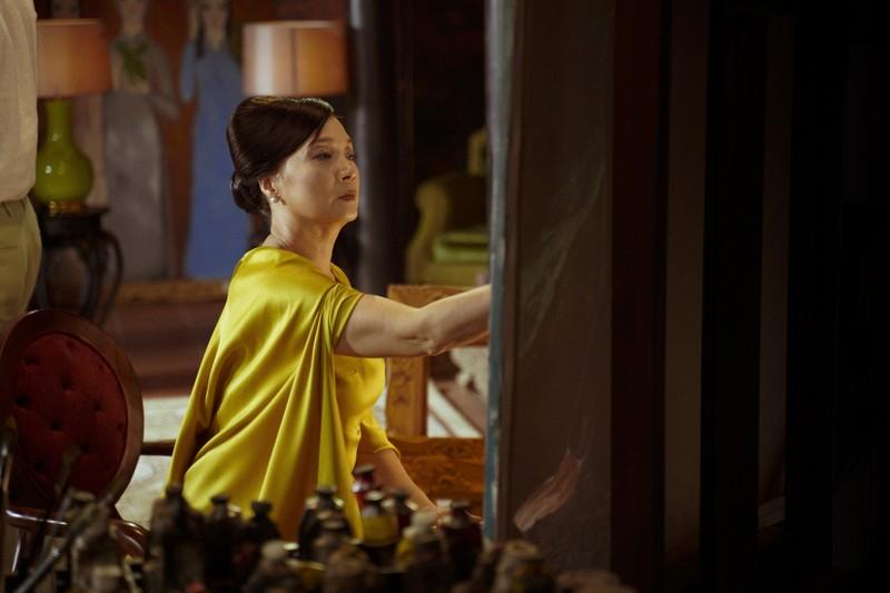 NSND Lê Khanh tìm đến tận tư gia nhân vật hình mẫu để học vẽ - ảnh 3