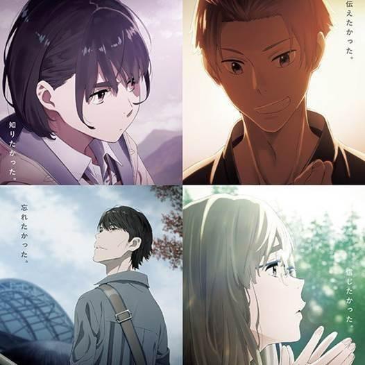 Her blue sky tác phẩm anime được cha đẻ Your Name khen ngợi - ảnh 1