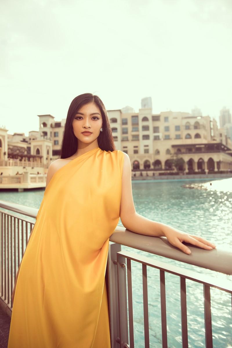 Á hậu Kiều Loan cosplay rapper Đen Vâu trong Táo xuân Canh Tý  - ảnh 4