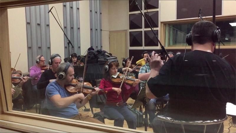 Gái già lắm chiêu 3 mời dàn giao hưởng opera chuẩn châu Âu  - ảnh 3