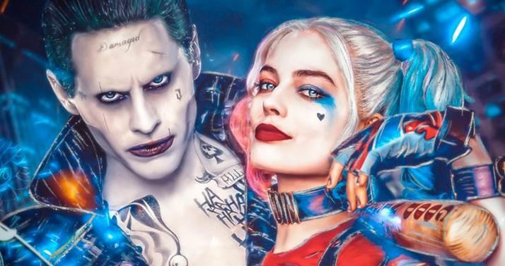 Harley Quinn và hàng loạt mối tình ngang trái không ngờ  - ảnh 1