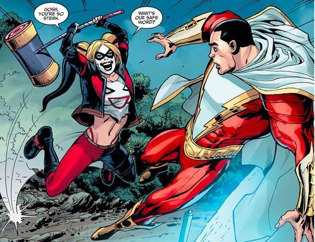 Harley Quinn và hàng loạt mối tình ngang trái không ngờ  - ảnh 9