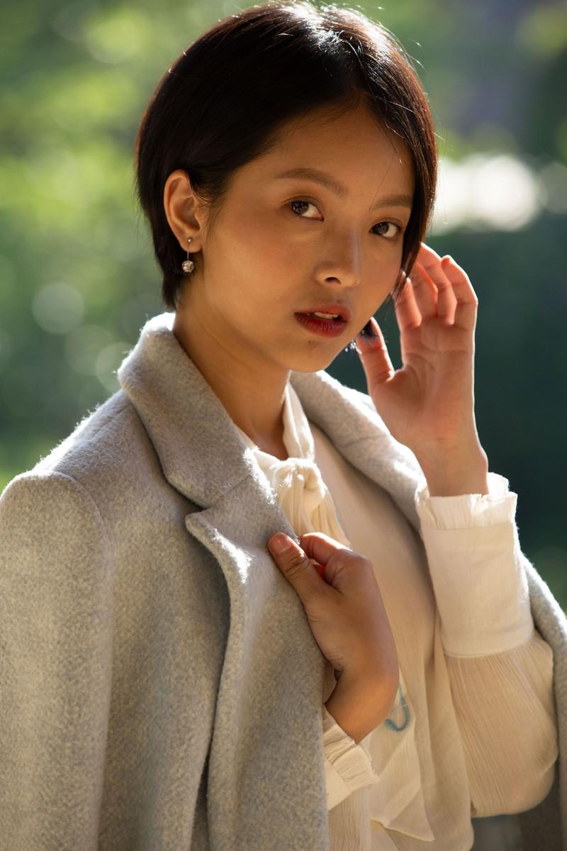 Yu Dương lột xác quyến rũ trong phim 'Bí mật của gió' - ảnh 1