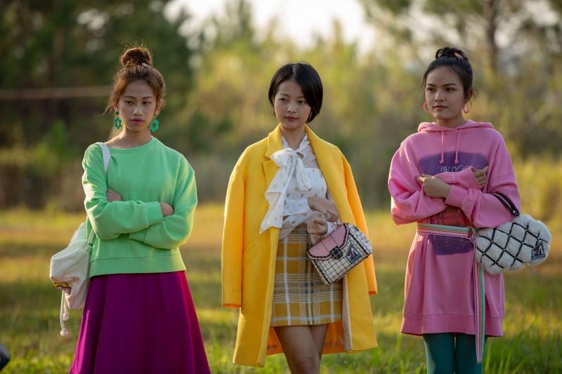 Yu Dương lột xác quyến rũ trong phim 'Bí mật của gió' - ảnh 4