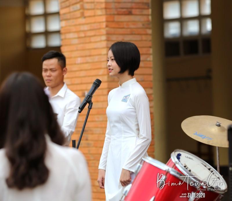 Yu Dương lột xác quyến rũ trong phim 'Bí mật của gió' - ảnh 2