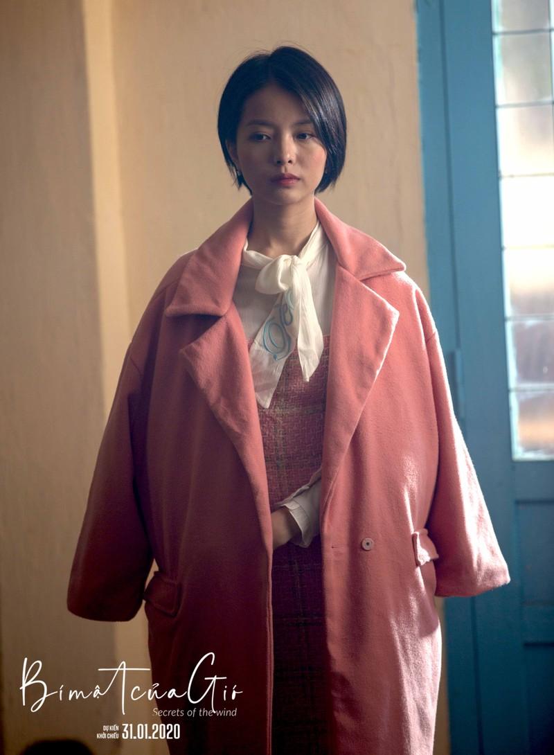 Yu Dương lột xác quyến rũ trong phim 'Bí mật của gió' - ảnh 3