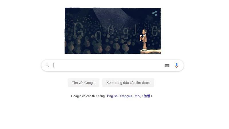 Google Doodle vinh danh Nkosi Johnson  - ảnh 1