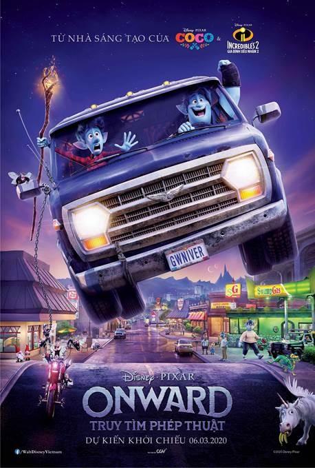 Disney ra mắt nhiều câu chuyện mới trong danh sách phim 2020 - ảnh 1