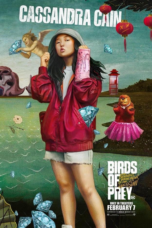 6 gương mặt vàng trong làng thác loạn từ 'Birds Of Prey' - ảnh 10