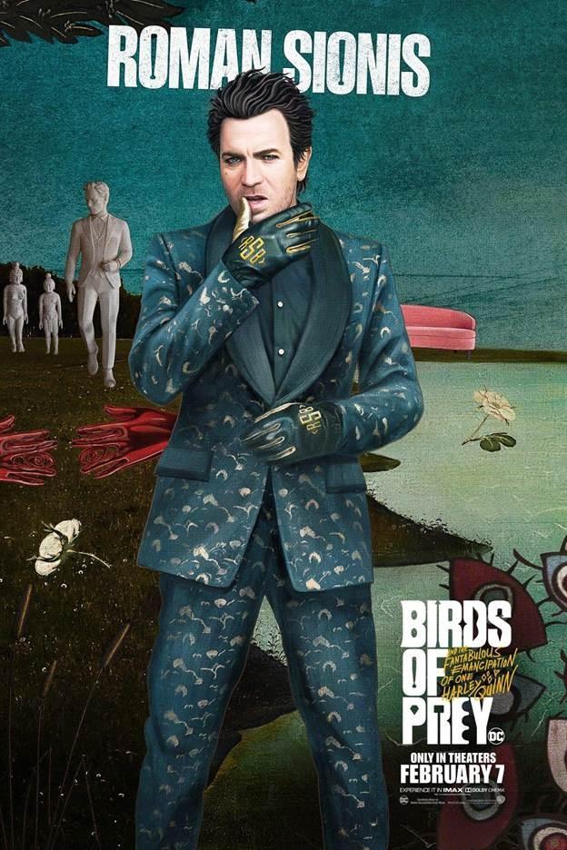 6 gương mặt vàng trong làng thác loạn từ 'Birds Of Prey' - ảnh 12